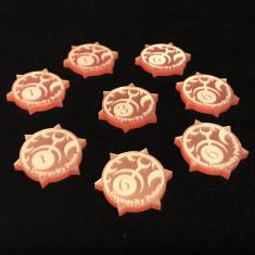 Slaanesh Depravity points tokens