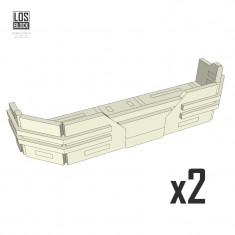 Balconies L. 2 in 1