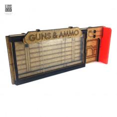 Siding CITY 3000 - KERR gun shop