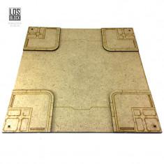 "Tile 12"". CITY 3000 - Road X-Cross"