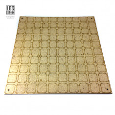 "Tile 12"". CITY 3000 - Square A"