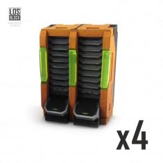 Lockers. 4 in 1