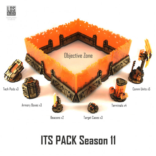 ITS Season 11 Objective Pack
