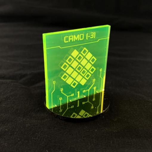 Camo (-3) marker S5