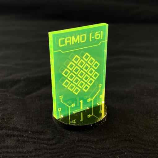 Camo (-6) marker S2