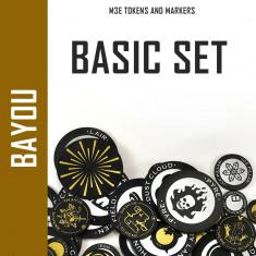 Bayou Basic Markers Set for M3E