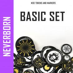 Neverborn Basic Markers Set for M3E