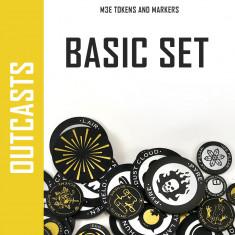 Outcast Basic Markers Set for M3E