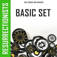Resurrectionists Basic Markers Set for M3E